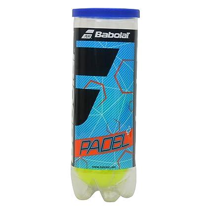 Babolat Balls X3 Pelota, Unisex Adulto, Amarillo, U