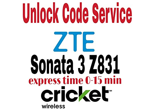 How to Unlock CRICKET WIRELESS UNLOCK CODE SERVICE