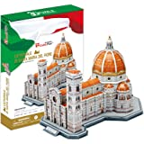 3D立体パズル 123ピース フィオーレ大聖堂 MC188h