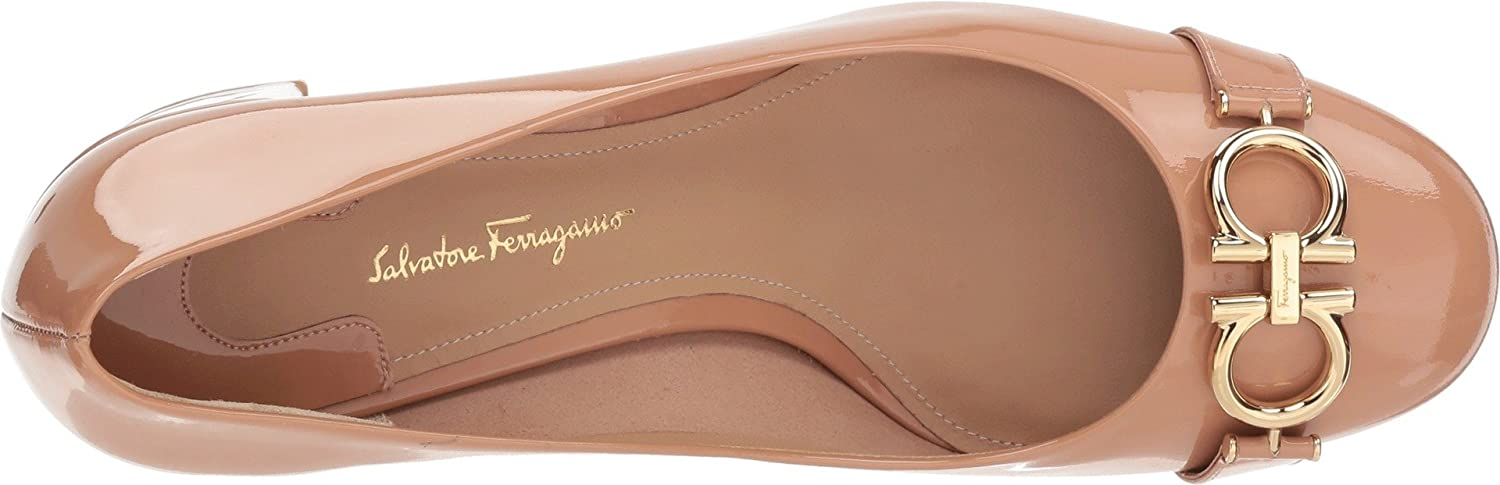 Salvatore Ferragamo Womens Garda B0789RKLLN 10 B(M) US|New Blush