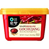Chung Jung One Sunchang Hot Pepper Paste Gold (Gochujang) 500g