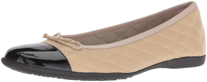 1bf109710bac4 Amazon.com | French Sole FS/NY Women's Passport Ballet Flat | Flats