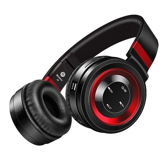 picun P6 auricular inalámbrico de auriculares bluetooth 4.0 estéreo: Amazon.es: Electrónica