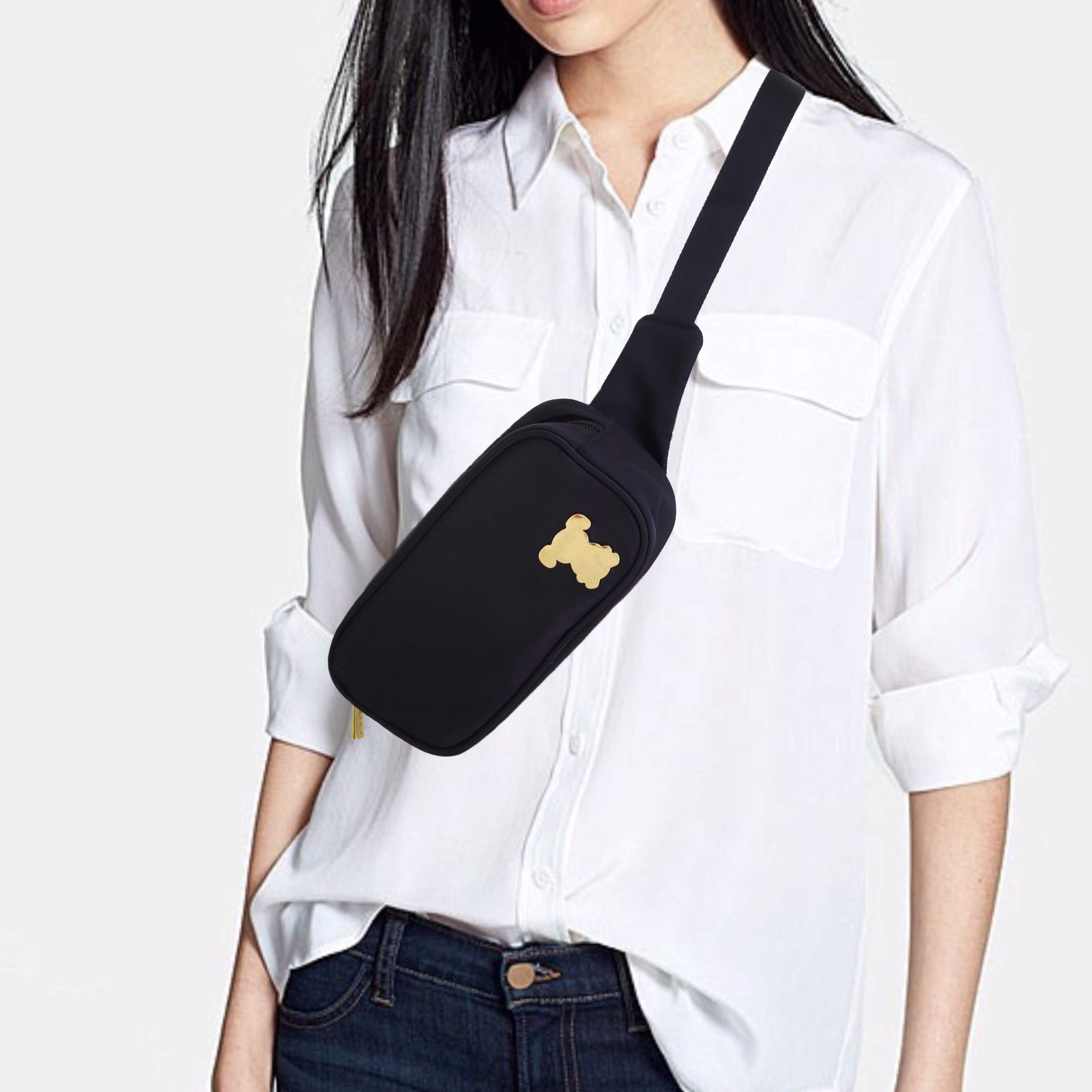 MISO PUP Fanny Pack - with Swing Buckle