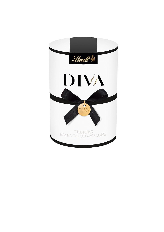 amazon com lindt diva marc de champagne truffles limited edition