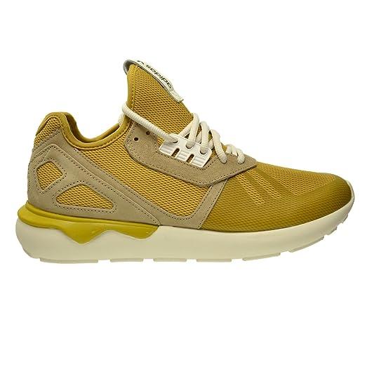 adidas tubular yellow