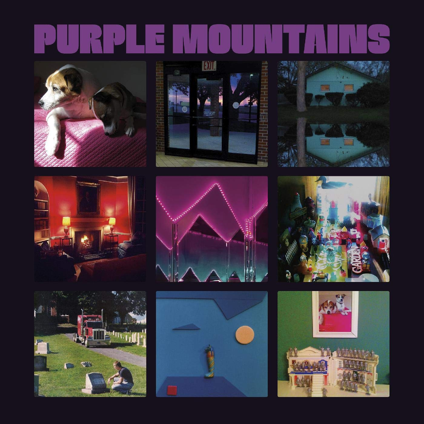 Buy Purple Mountains by Purple Mountains New or Used via Amazon