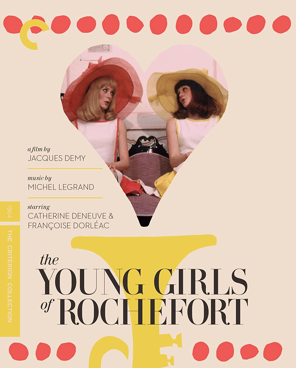 Image result for the young girls of rochefort criterion cover