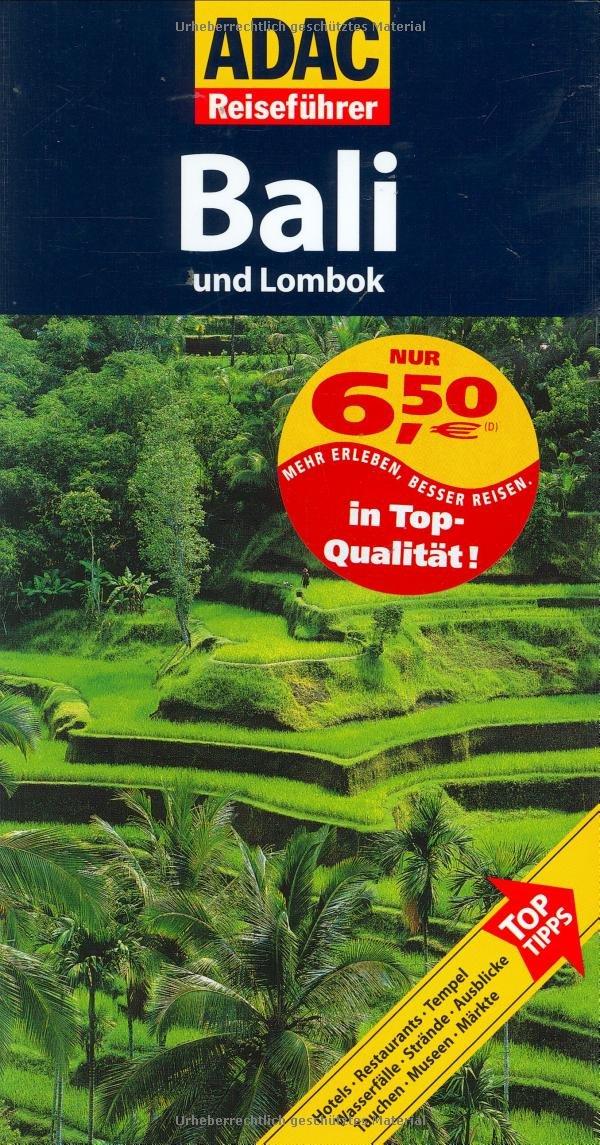 ADAC Reiseführer Bali: und Lombok