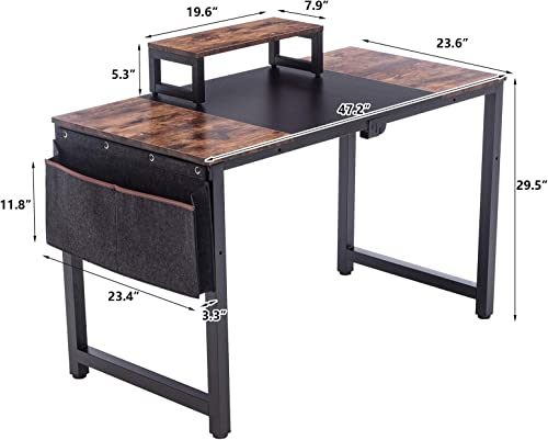 COSVALVE Computer Desk - the best home office desk for the money