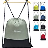 Gimnasio bolsa de cordón cuerda mochila impermeable Sackpack