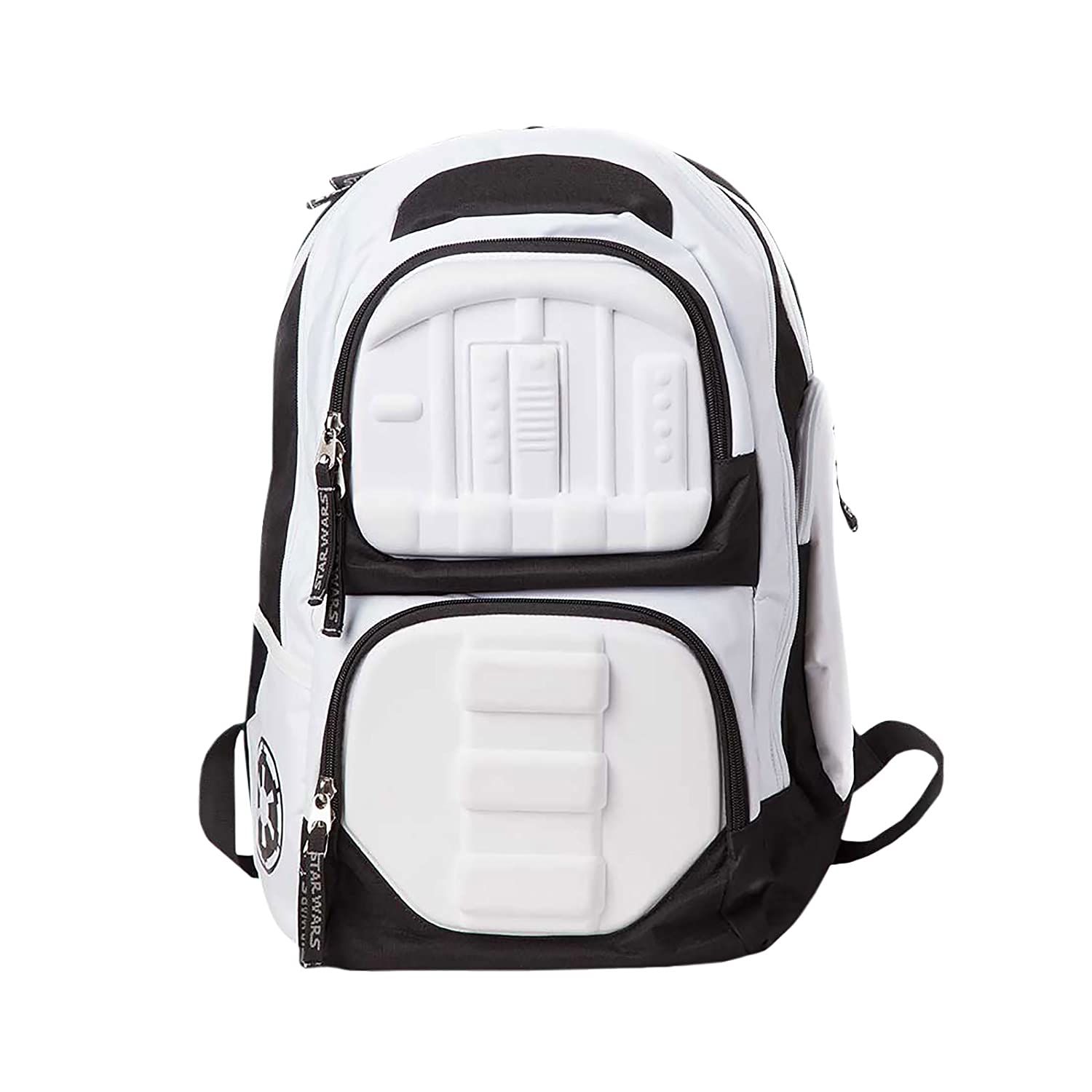 e8cabecd5c31 Star Wars Backpack 3D Stormtrooper Bioworld Borse high-quality ...