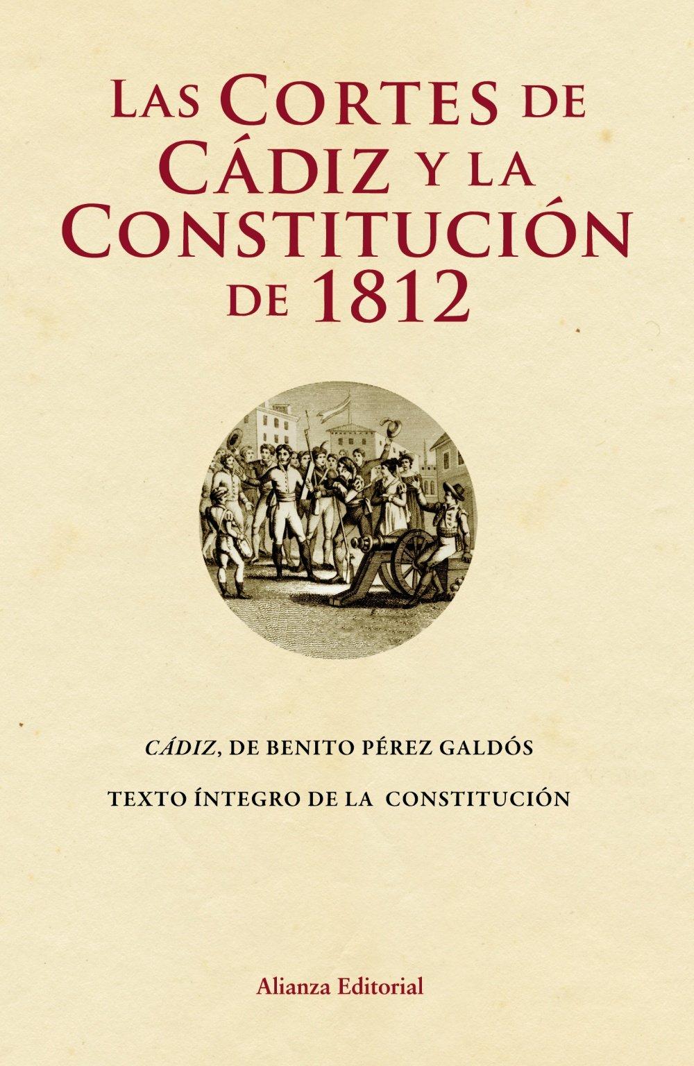 Las Cortes de Cádiz - La Constitución de 1812 (13/20): Amazon.es: Pérez Galdós, Benito: Libros