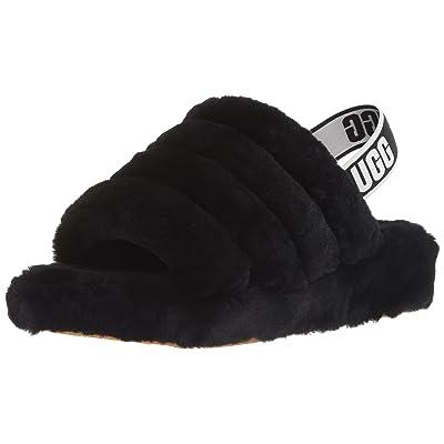 UGG Women's Fluff Yeah Slide Wedge Sandal | Slippers