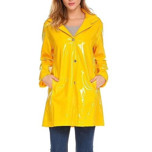 Yellow Raincoat
