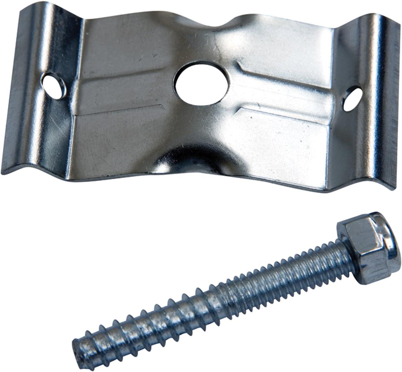 16 Gauge Steel Corner table leg brackets SET kit brace Kerf Apron Mount kitchen