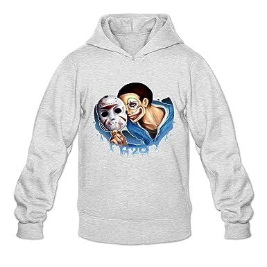 Amazon com: Men's H2O Delirious Pullover Hoodie Sweatshirt X