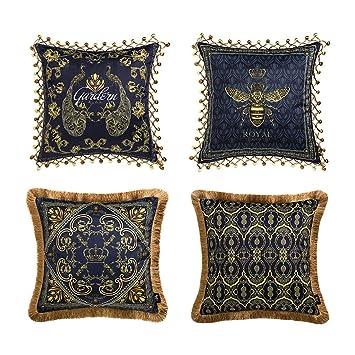 RMJAI Cojines Decorativos para el sofá Cojines Decorativos ...