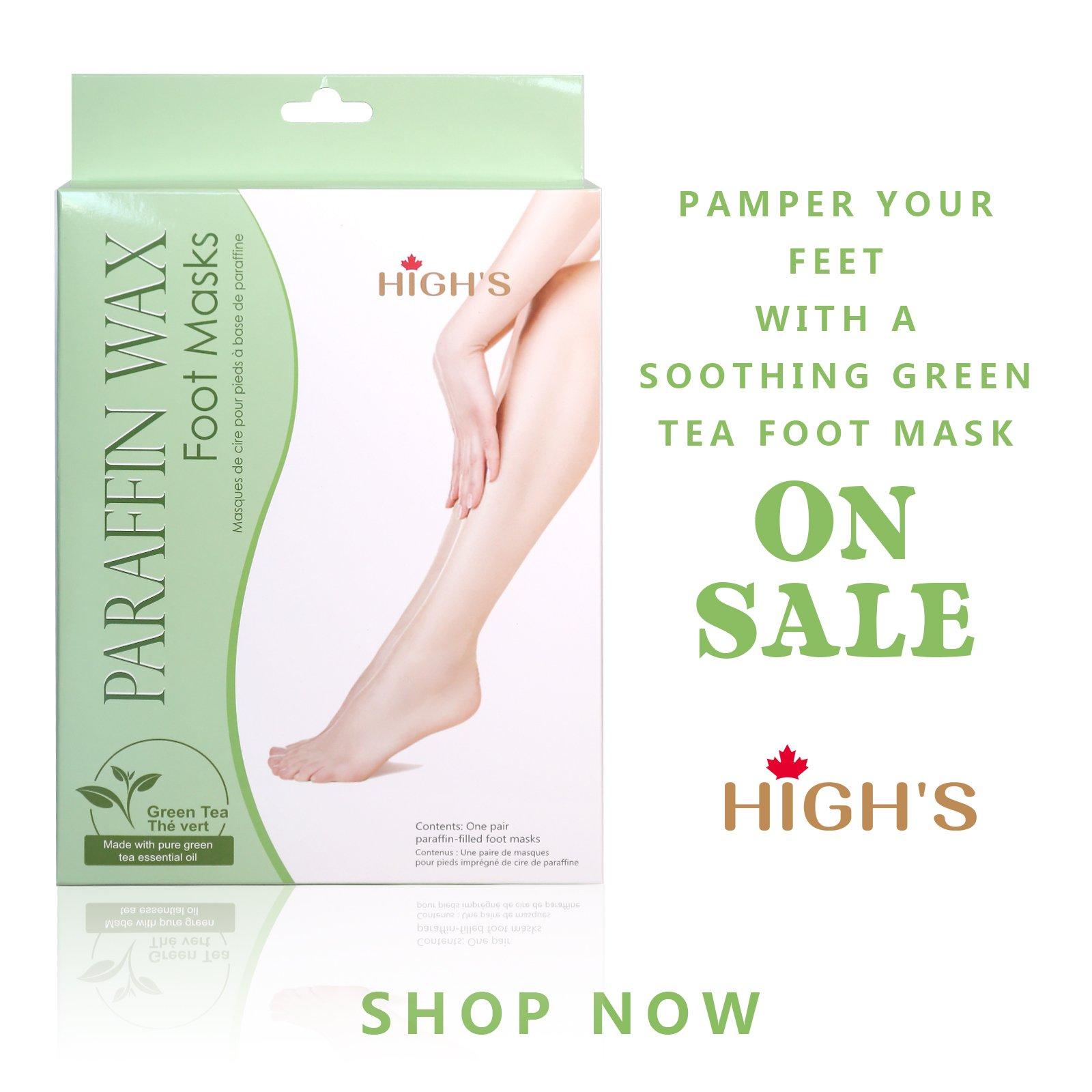 Paraffin helps moisturize the skin 10