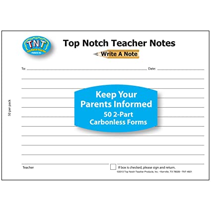 carbonless homework forms