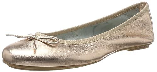 Tamaris Damen 22165 Geschlossene Ballerinas