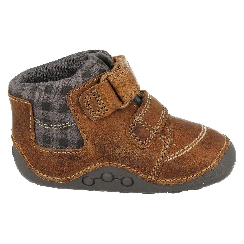 1e2a6736f08 Clarks Tiny Jay Boys Prewalkers  Amazon.co.uk  Shoes   Bags
