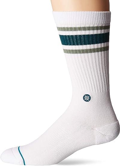 Stance Boyd 4 Crew Socks in Melon