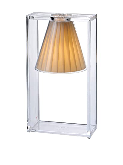 Kartell Light-Air Lampada da Tavolo, Tessuto: Amazon.it: Illuminazione