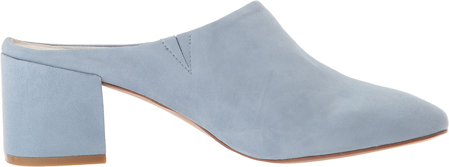 Kenneth Cole New York Womens Edith Slip on Mule with Low Block Heel