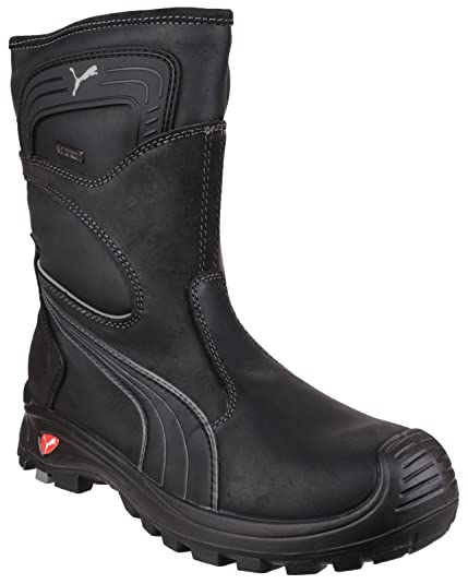 f0c63613acb Puma Safety Puma Rigger Mens Safety Boots In Black Size 43: Amazon ...