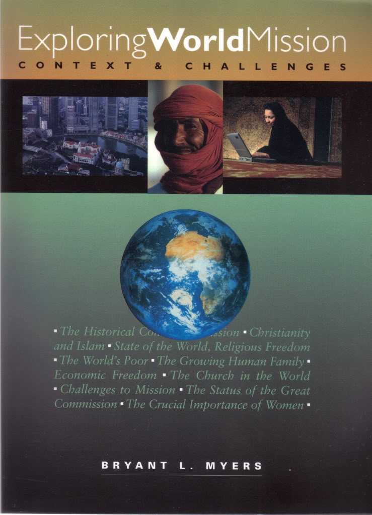 Read Online Exploring World Mission: Context and Challenges PDF