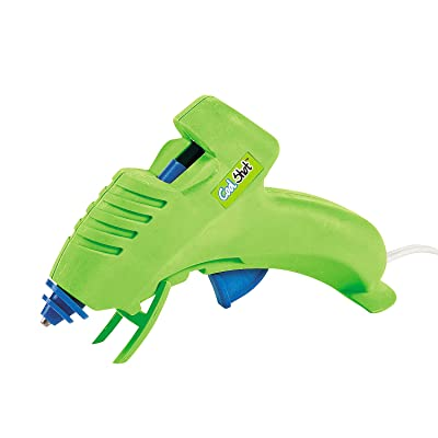 Cool Shot Fused Mini Glue Gun Low Temp - Crafts for Kids and Fun Home Activities: Toys & Games