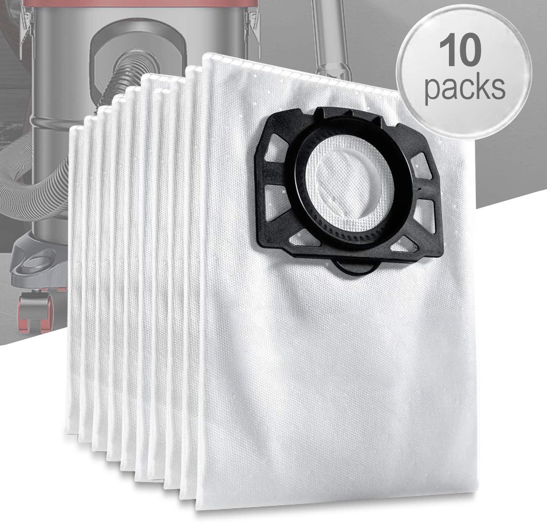 TOPOWN 10 pcs Bolsas karcher WD4 WD5 WD6 WD4 Premium WD5 Premium ...