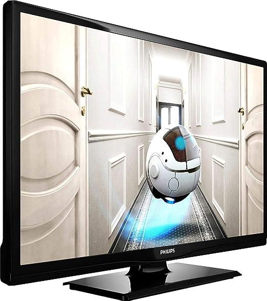 Philips Televisor LED Profesional 24HFL2819D/12 - Televisiones para el Sector hotelero (61 cm (24