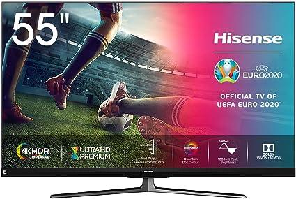 Hisense ULED 2020 55U8QF - Smart TV 55
