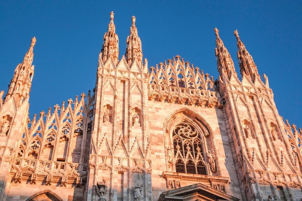 Amazon Com Duomo Di Milano Milan Cathedral Milan Italy