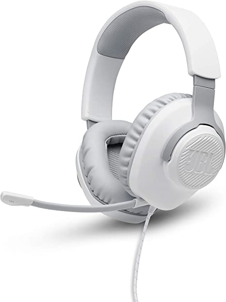 Jbl Quantum 100 Over Ear Gaming Headset Wired 3 5 Mm Computer Zubehör