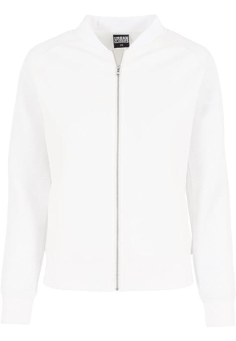 it Jacket Scuba Urban Classics Donna Raglan Amazon Giacca Mesh da xfROHqa