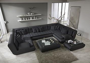 Sofa Dreams Designer Wohnlandschaft Exit Five Als Xxl Ausfuhrung