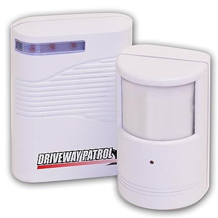US Patrol Driveway Patrol Infrared Wireless Alert System ...