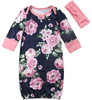 0-3 Honey Baby Girl Floral Romper Clothes, Shoes & Accessories