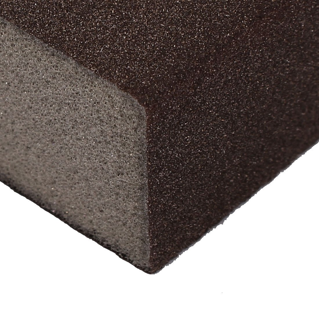 120mm x 98mm x12mm 180 Grit sourcing map Sanding Sponge Block