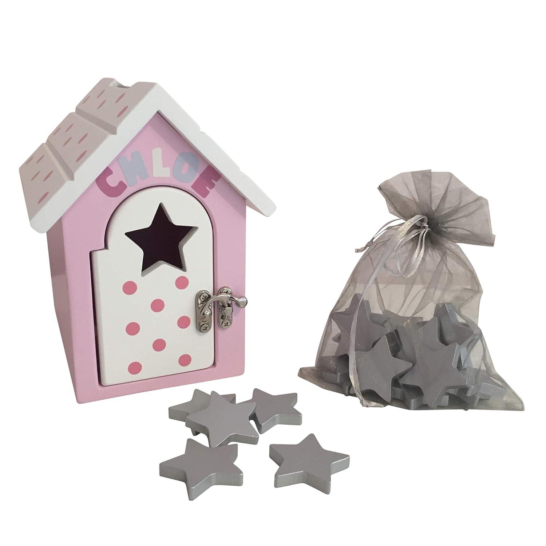 Die Belohnungskiste - Fairy House (inklusive Personalisierungskit)