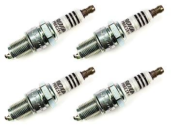 Bujía NGK Iridium 4 unidades bpr6 eix de 11 087295139035 para Harley Davidson: Amazon.es: Coche y moto