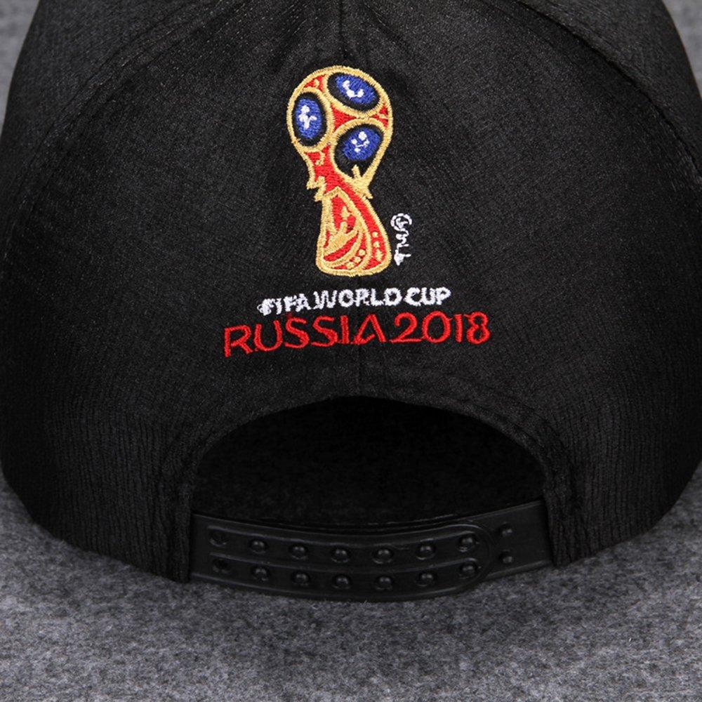 Wanson 2018 Copa del Mundo Colombia Copa Mundial De Fútbol Gorras ...