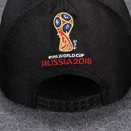 Wanson 2018 Copa del Mundo Colombia Copa Mundial De Fútbol Gorras FIFA Béisbol  Gorra Equipo Nacional Fans Regalos eac6ec4c0ff