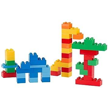 Ultrakidz Juego de bloques de construcción básicos, 45 bloques ...