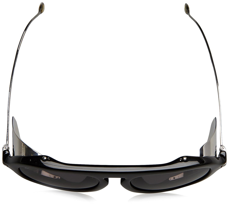 Gucci GG 3737/S, Gafas de Sol para Hombre, Black Ruthenium, 51 ...