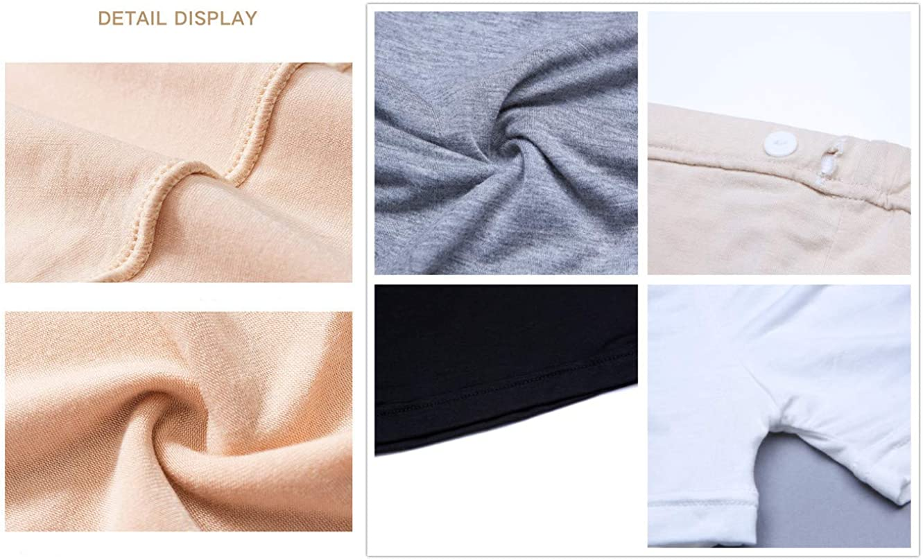 O.C.E Baby Womens Soft and Seamless Pregnancy Boyshorts Maternity Shapewear Belly Support 2 Pack
