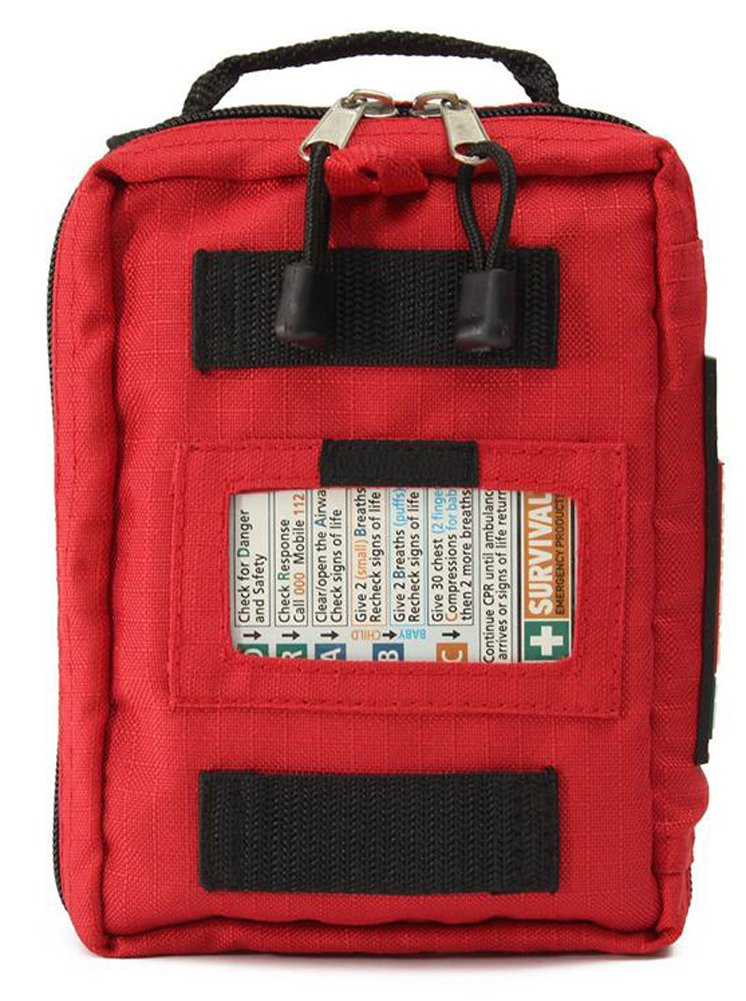 CC-JJ - Empty Bag For First Aid Kit Outdoor Wilderness Survival